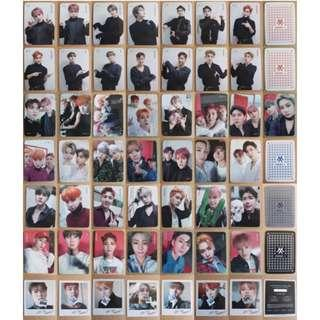 [PO] MONSTA X Are You There Official Photocards Set