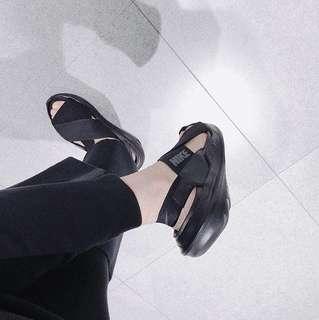 Nike Praktisk 忍者鞋 繃帶涼鞋