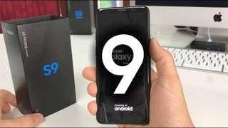 Samsung Galaxy S9 Free Kuota Sthn,BT Speaker, Free1xAngsuran