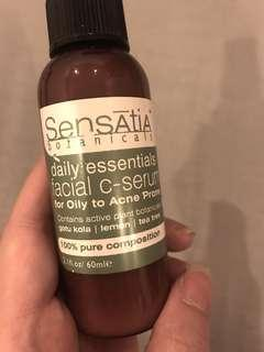 Sensatia Botanical C-Serum for Oily to Acne Prone Skin