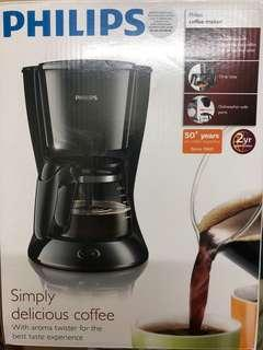 Price Reduced - Philips Coffee Maker