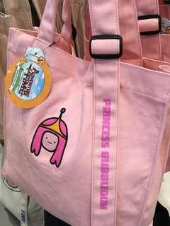 Adventure Time Princess Bubblegum Tote Bag