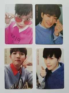 W1 IPU photocards