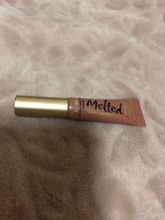 Too Faced Melted chocolate lipstick