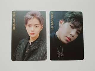 W1 IPU night photocards instock