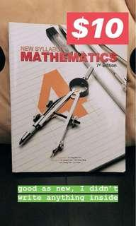Shinglee New Syallabus Emath Sec 4 Textbook
