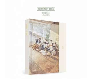 [LOOSE ITEMS] BTS Exhibition Photobook