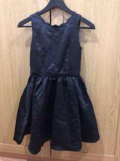 H&M scallop dress
