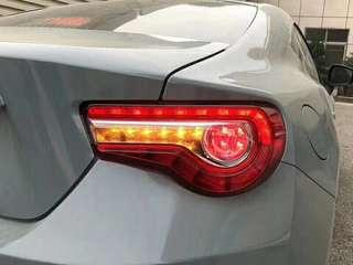 Subaru BRZ Toyota 86 LED Tail Lamp