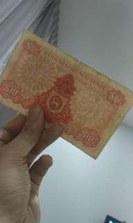Wang kertas RM10 sa-puloh