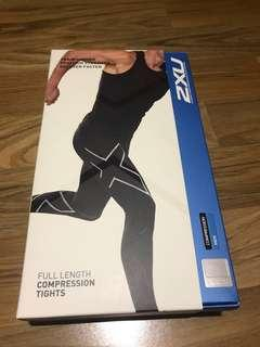 🚚 2XU Full Length Compression Tights