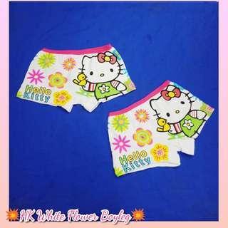 Hello Kitty Boyleg For Kids Girl