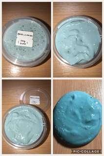 turquoise slay slime