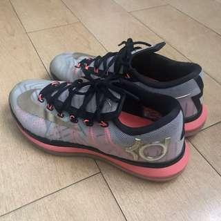 Authentic Nike KD 6 Elite Gold Size 10