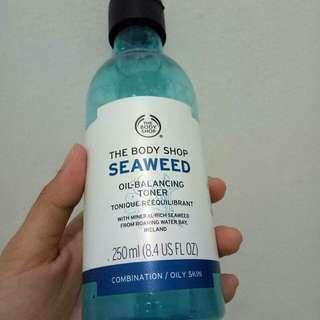 The Body Shop Seaweed Toner