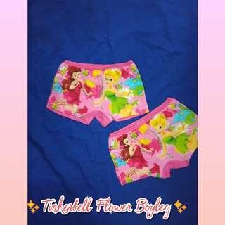 Tinkerbell Boyleg For Kids Girl