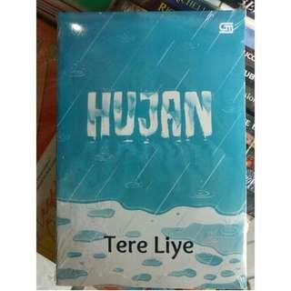Novel Hujan
