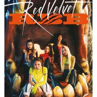 Red Velvet - RBB (Really Bad Boy)