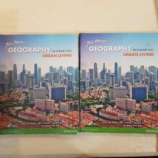 Geography Textbook Sec 2