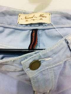 Jeans Warna Blur Light