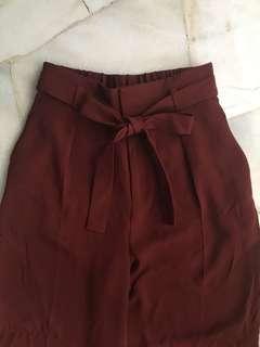 Uniqlo Wide Leg Pants