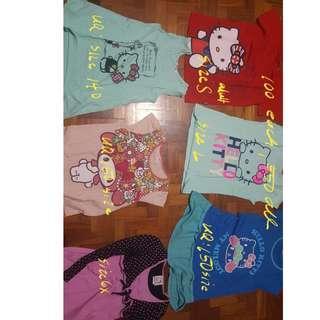 Branded Girls shirts