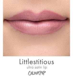 Colourpop Ultra Satin Lip in Littlestitious