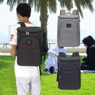 🚚 保温護背雙背包  交換禮物