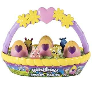 BN Hatchimals Colleggtibles Spring Basket Edition