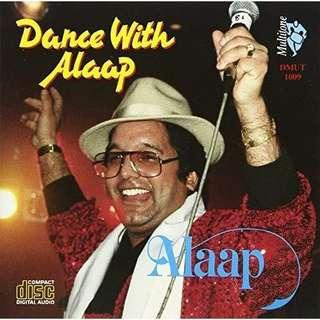 Dance With Alaap - (DMUT 1009) CD (New Sealed)