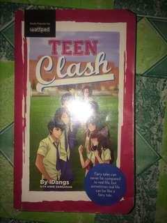 TEEN CLASH Pop Fiction