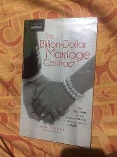 The Billion-Dollar Marriage Contract Pop Fiction Books