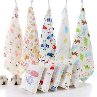 100% Premium Cotton handkerchiefs