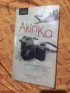 Akin Ka POP FICTION BOOKS