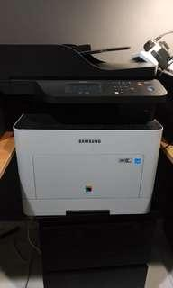 Samsung Printer CLX 6260FW