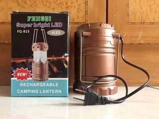 🚚 LED燈 太陽能充電 掛吊式露營燈
