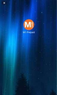 M1 TOP up 50% off