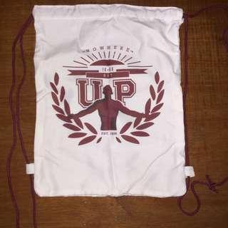 UP Drawstring Bag