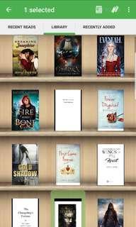 Ebooks (1 @Rp10.000)