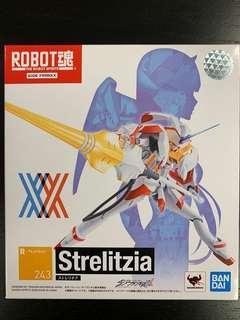 [YH]全新現貨 Bandai ROBOT 魂 鶴望蘭號 Strelizia Darling in the FranXX