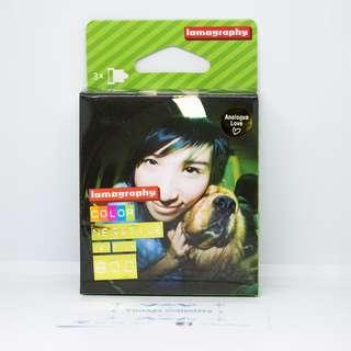 Lomography Color Negative 800 120 film (medium format)