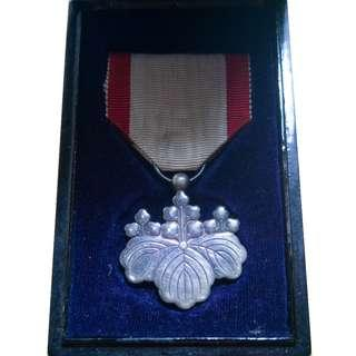 Japanese WWII 8th Class Order of the Rising Sun