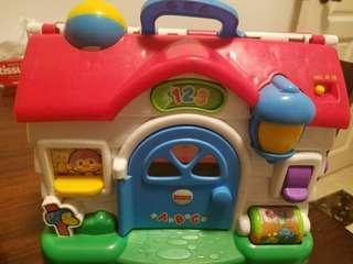 Baby toys - light sound shape colors
