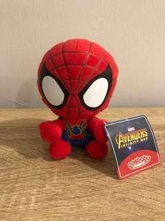 Spider-Man Plush