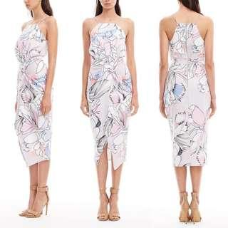 Cooper St If I Can't Have You Midi Dress