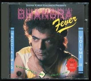 Deepak Kumar Kazanchi - Bhangra Fever Volume II CD 1992
