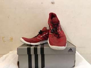 Adidas Running Red Trainer 360