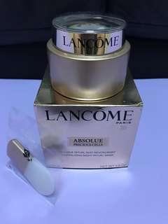 Lancôme Absolue Precious Cells 極緻晚間收護面膜