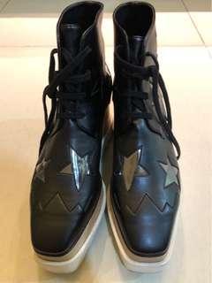 Stella McCartney platform boots size 6.5