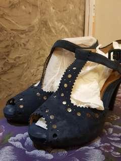 🚚 Clark soft wear 高跟鞋
